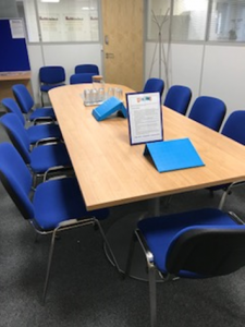 Image of the Board Room
